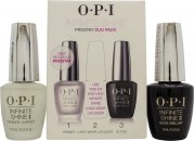 OPI Infinite Shine ProStay Gift Set 15ml Primer Base Coat + 15ml Gloss Top Coat