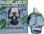 Police To Be Exotic Jungle For Man Eau de Toilette 4.2oz (125ml) Spray