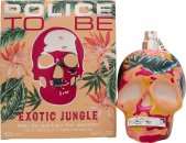Police To Be Exotic Jungle For Woman Eau de Parfum 125ml Spray