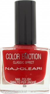 Naj Oleari Colour Emotion Nagellack 8ml - 156