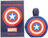 Marvel Captain America Eau de Toilette 100ml Spray