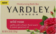Yardley Wild Rose Soap 120g
