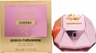 Paco Rabanne Lady Million Empire Eau de Parfum 1.7oz (50ml) Spray