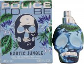 Police To Be Exotic Jungle For Man Eau de Toilette 1.4oz (40ml) Spray