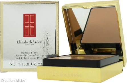 Elizabeth Arden Flawless Finish Sponge-on Creme Make-Up 23g Perfect Beige 03