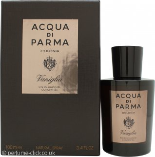 Acqua di Parma Colonia Vaniglia Eau de Cologne Concentrée 100ml Spray