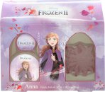 Disney Frozen Anna Gift Set 1.7oz (50ml) EDT + 50g 3D Soap