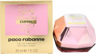 Paco Rabanne Lady Million Empire Eau de Parfum 1.0oz (30ml) Spray