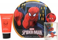 Marvel Spiderman Gavesett 50ml EDT + 75ml Dusjgel + Metallboks