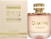 Boucheron Quatre En Rose Eau de Parfum 100ml Spray
