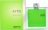 Jacomo Aura For Men Eau de Toilette 75ml Spray