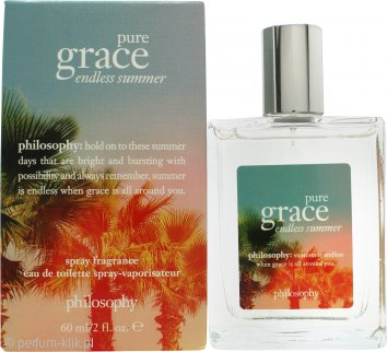philosophy pure grace endless summer