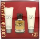 Giorgio Armani Acqua di Gio Absolu Gavesett 40ml EDP + 75ml Dusjgel + 75ml Aftershave Balm