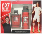 Cristiano Ronaldo CR7 Gift Set 50ml EDT + 150ml Body Spray