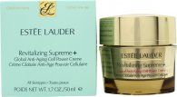 Estee Lauder Revitalizing Supreme + Global Anti-Aging Cell Power Crema Anti-Età 50ml