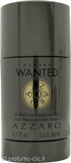 Azzaro Wanted Deodorante Stick 75g