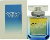Karl Lagerfeld Ocean View for Women Eau de Parfum 85ml Spray