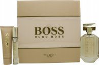 Hugo Boss Boss The Scent for Her Gift Set 100ml EDP + 50ml Body Lotion + 7.4ml EDP