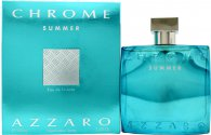 Azzaro Chrome Summer Eau de Toilette 100ml Spray