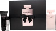 Narciso Rodriguez for Her Gift Set 100ml EDP + 10ml EDP + 75ml Lozione Corpo