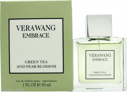 vera wang embrace - green tea and pear blossom