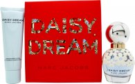 Marc Jacobs Daisy Dream Gavesett 30ml EDT + 30ml Body Lotion