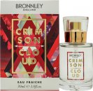 Bronnley Crimson Cloud Eau Fraiche 30ml Spray