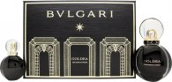 Bvlgari Goldea The Roman Night Gift Set 50ml EDP + 15ml EDP