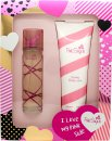 Aquolina Pink Sugar Gift Set 100ml EDT + 250ml Body Lotion - I Love My Pink Side Edition