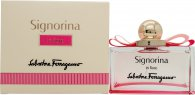 Salvatore Ferragamo Signorina In Fiore Eau de Toilette 100ml Spray