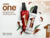 Revlon Uniq One Gift Set 150ml Classic Treatment + 150ml Coconut Treatment