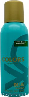 Benetton Colors de Benetton Blue Deodorante Spray 150ml