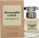 Abercrombie & Fitch Authentic Woman Eau de Parfum 1.0oz (30ml) Spray