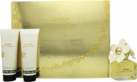 Marc Jacobs Daisy Gift Set 50ml EDT + 75ml Body Lotion + 75ml Shower Gel