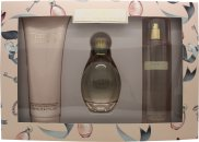Sarah Jessica Parker Lovely Gift Set 100ml EDP + 200ml Bath & Shower Gel + 200ml Body Mist