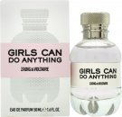 Zadig & Voltaire Girls Can Do Anything Eau de Parfum 50ml Spray