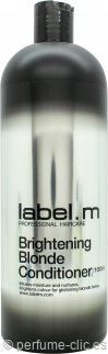 Label.m Brightening Blonde Acondicionador 1000ml
