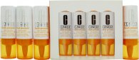Clinique Fresh Pressed Gift Set 4 x 8.5ml Daily Booster with Pure Vitamin C
