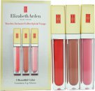 Elizabeth Arden Beautiful Color Luminous Lip Gloss Set 3 Pieces