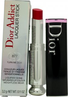 Christian Dior Addict Lacquer Stick 3.2g - 877 Turn Me Dior
