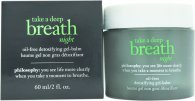 Philosophy Take a Deep Breath Night Oil-Free Detoxifying Gel-Balm 60ml
