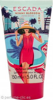 Escada Miami Blossom Limited Edition Body Lotion 150ml