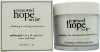 Philosophy Renewed Hope In A Jar Refreshing & Refining Moisturiser 120ml