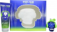 Police To Be Mr Beat Gift Set 40ml EDP + 100ml Shower Gel