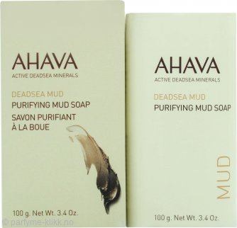 Ahava Purifying Mud Såpe 100g