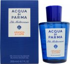 Acqua di Parma Blu Mediterraneo Arancia di Capri Shower Gel 6.8oz (200ml)