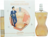 Jean Paul Gaultier Classique Gift Set 3.4oz (100ml) EDT + 0.7oz (20ml) EDT
