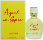 Lanvin A Girl In Capri Eau de Toilette 90ml Spray