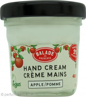 Balade En Provence Apple Hand Cream Jar 40ml