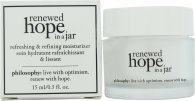 Philosophy Renewed Hope Face Treatment Day Antiaging Moisturizer 15ml